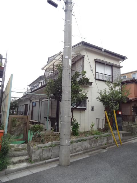上戸田3丁目売地 (1)